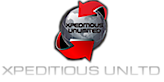 Xpeditious Unlimited's Company logo