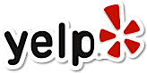 Yelp's Company logo