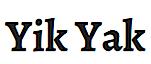 Yik Yak's Company logo