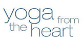 Yoga from the Heart's Company logo