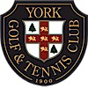 York Golf and Tennis Club's Company logo