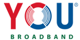 YOU Broadband's Company logo