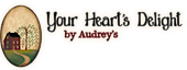 Your Heart's Delight By Audrey's's Company logo