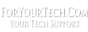Global Technical Support's Competitor - Foryourtech logo