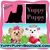 Yuppy Puppy Boutique's Company logo