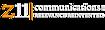 Greenfield Belser's Competitor - Z11Communications logo