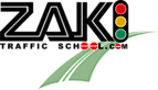 Zaki Traffic School's Company logo
