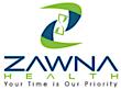 Zawna Health's Company logo