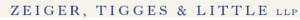 Zeiger Tigges & Little's Company logo