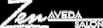 Zen Aveda Salon's Company logo