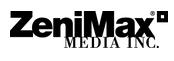 ZeniMax Media's Company logo