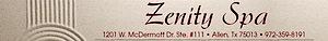 Zenity Spa's Company logo