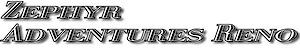 Zephyr Adventures Reno's Company logo