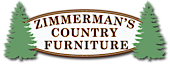 Zimmerman's Country Furniture's Company logo