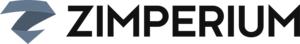 Zimperium's Company logo
