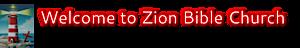 Zionbiblechurch's Company logo