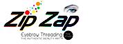 Zip Zap Eyebrow Threading's Company logo